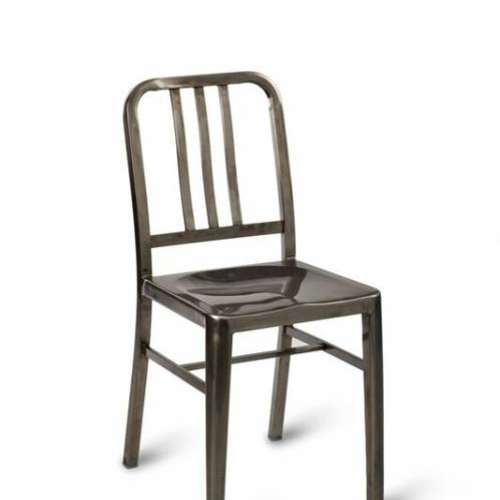 Toulon Steel Side Chair