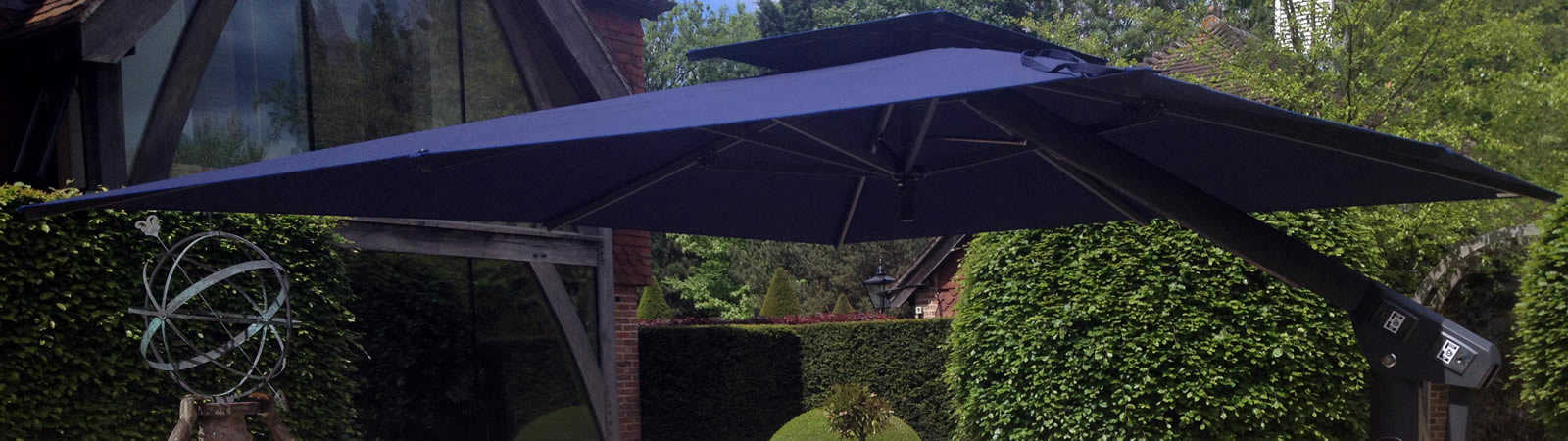 Large outdoor canopies